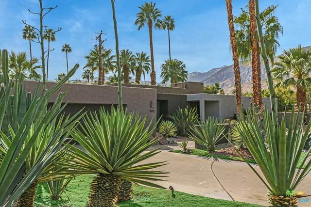 1075 E Suntan Lane, Palm Springs, CA 92264 (#21696568) :: Rogers Realty Group/Berkshire Hathaway HomeServices California Properties