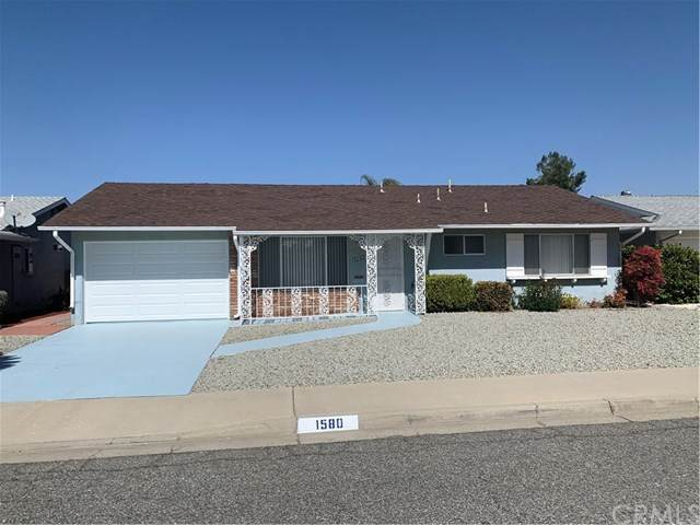 1580 W Montrose Avenue, Hemet, CA 92543 (#SW21036751) :: RE/MAX Empire Properties