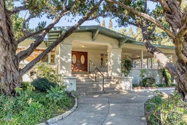 1756 N Hill Avenue, Pasadena, CA 91104 (#P1-3496) :: Rogers Realty Group/Berkshire Hathaway HomeServices California Properties