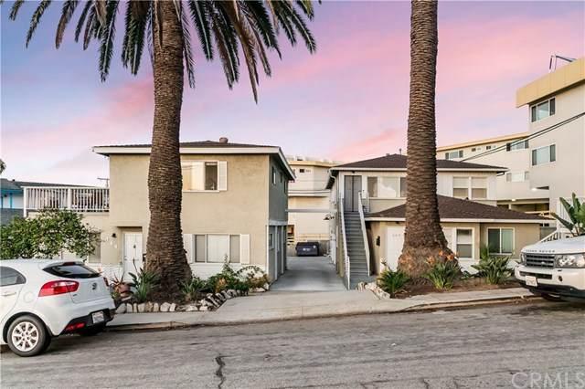 344 Calle Miramar, Redondo Beach, CA 90277 (#SB21039746) :: Bathurst Coastal Properties