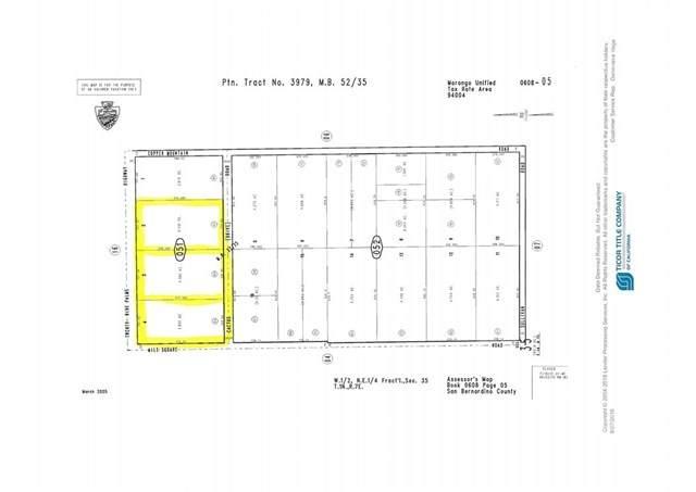 701 Columbia Street, Joshua Tree, CA 98660 (#EV21039771) :: Crudo & Associates