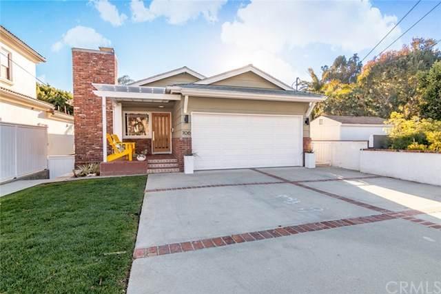 706 Serpentine Street, Redondo Beach, CA 90277 (#SB21039323) :: Bathurst Coastal Properties