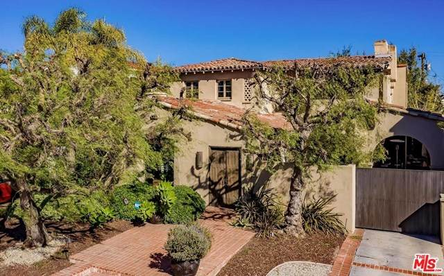 324 S Roxbury Drive, Beverly Hills, CA 90212 (#21697836) :: Better Living SoCal