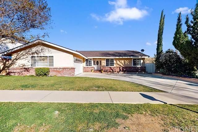 27216 Garza Drive, Saugus, CA 91350 (#SR21039339) :: Millman Team