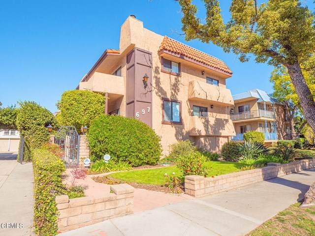 697 E California Boulevard #3, Pasadena, CA 91106 (#P1-3500) :: Rogers Realty Group/Berkshire Hathaway HomeServices California Properties