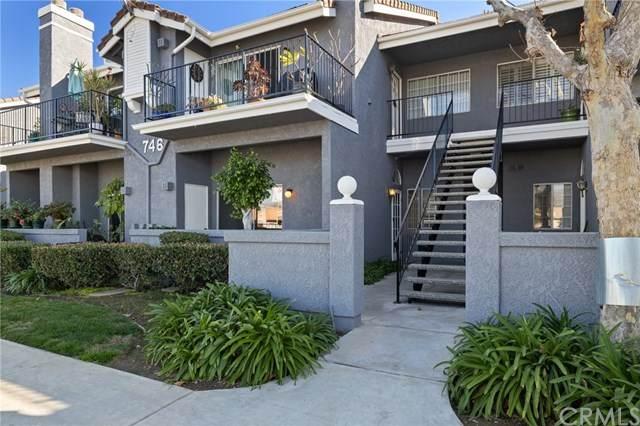 746 E San Bernardino Road #7, Covina, CA 91723 (#AR21039079) :: American Real Estate List & Sell