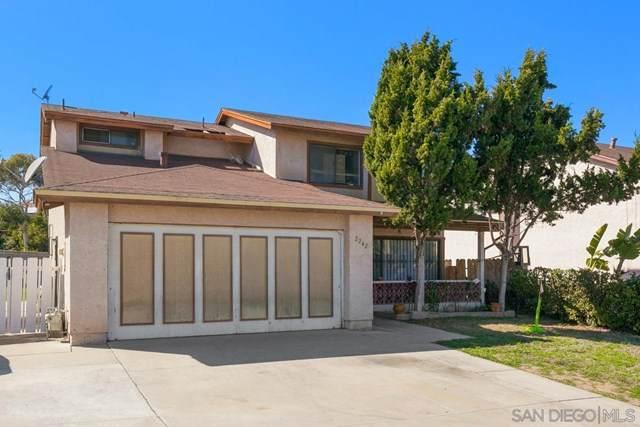 2242 Molokai Way, San Diego, CA 92154 (#210004947) :: Rogers Realty Group/Berkshire Hathaway HomeServices California Properties