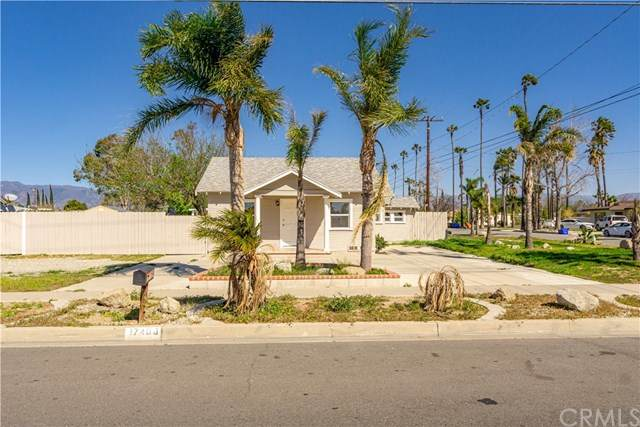 17490 Randall Avenue, Fontana, CA 92335 (#CV21039945) :: Rogers Realty Group/Berkshire Hathaway HomeServices California Properties