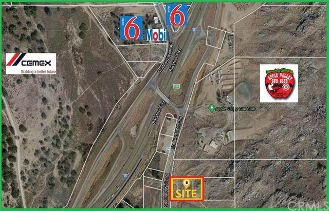 0 Stoddard Wells Road, Victorville, CA 92395 (#CV21039943) :: Millman Team