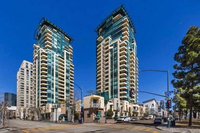 510 1st Avenue #1901, San Diego, CA 92101 (#210004961) :: Better Living SoCal