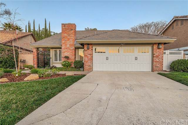 2846 Amber Wood Place, Thousand Oaks, CA 91362 (#SR21038370) :: Necol Realty Group