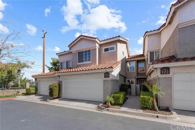 1151 San Marino Court #103, Corona, CA 92881 (#TR21037967) :: Rogers Realty Group/Berkshire Hathaway HomeServices California Properties