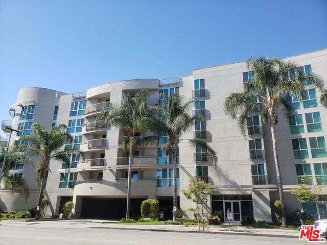 267 S San Pedro Street #122, Los Angeles (City), CA 90012 (#21698024) :: The Miller Group