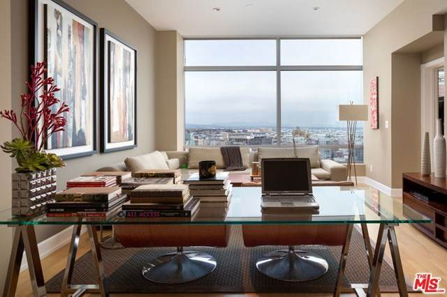 900 W Olympic 30E, Los Angeles (City), CA 90015 (#21697572) :: The Miller Group