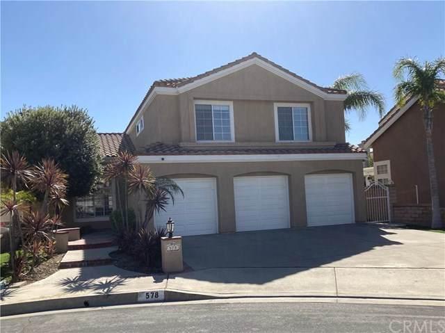 578 S Eveningsong Lane, Anaheim Hills, CA 92808 (#OC21038176) :: The Kohler Group