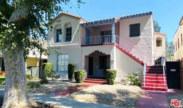 4222 Creed Avenue, Los Angeles (City), CA 90008 (#21697962) :: Millman Team