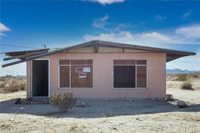 54385 Big Horn Mountain Road, Johnson Valley, CA 92285 (#JT21039984) :: Necol Realty Group