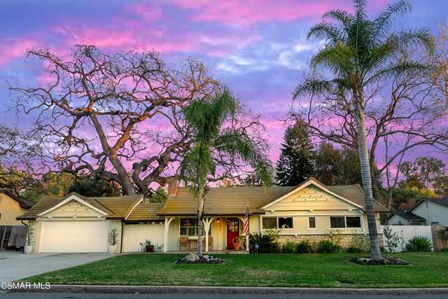 602 Rosario Drive, Thousand Oaks, CA 91362 (#221000991) :: Wendy Rich-Soto and Associates