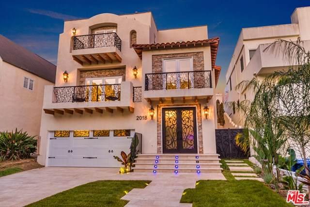 2018 Fairburn Avenue, Los Angeles (City), CA 90025 (#21698052) :: Better Living SoCal