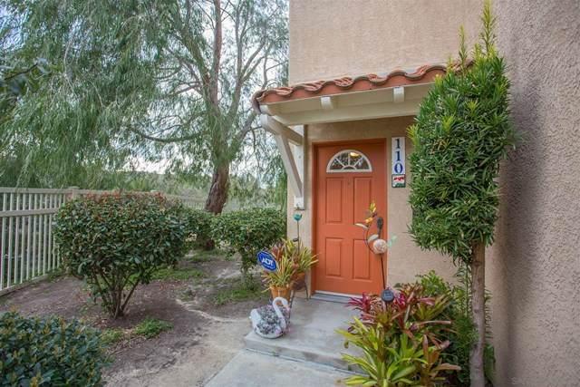 7787 Caminito Monarca #110, Carlsbad, CA 92009 (#210004975) :: American Real Estate List & Sell