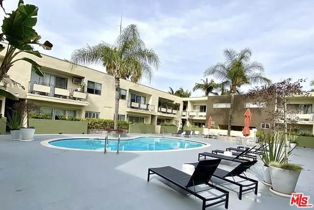 1233 N Laurel Avenue #106, West Hollywood, CA 90046 (#21698010) :: Koster & Krew Real Estate Group   Keller Williams