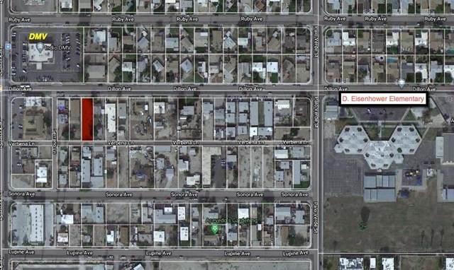 0 Dillon Avenue, Indio, CA 92201 (#219057938DA) :: Necol Realty Group