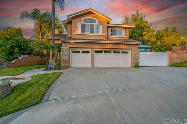 7571 E Hollow Oak Road, Anaheim Hills, CA 92808 (#PW21040089) :: Rogers Realty Group/Berkshire Hathaway HomeServices California Properties