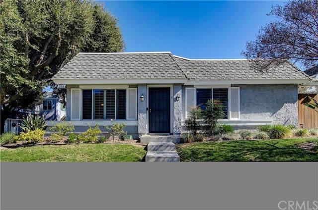 206 N Kodiak St. A, Anaheim, CA 92807 (#OC21039997) :: Wahba Group Real Estate | Keller Williams Irvine