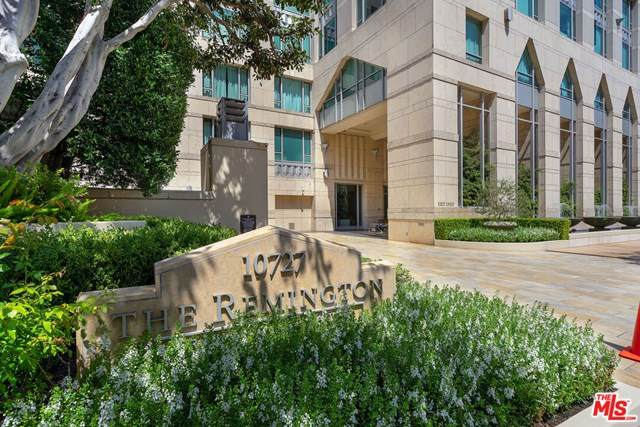 10727 Wilshire #906, Los Angeles (City), CA 90024 (#21697844) :: Rogers Realty Group/Berkshire Hathaway HomeServices California Properties