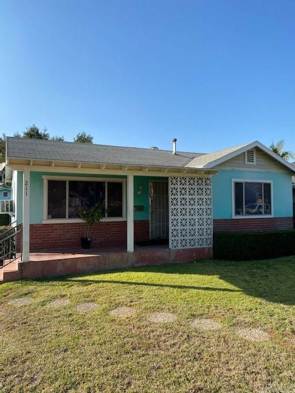 211 N Pasadena Avenue, Azusa, CA 91702 (#IV21040129) :: The Marelly Group   Compass