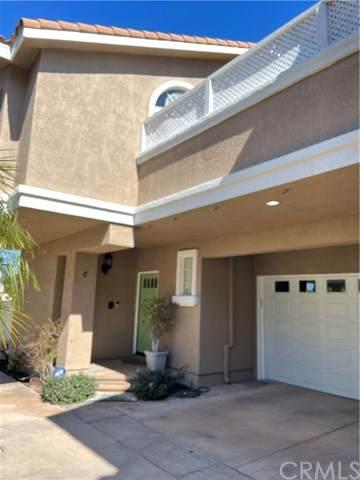 2607 Grant Avenue C, Redondo Beach, CA 90278 (#SB21016292) :: Bathurst Coastal Properties