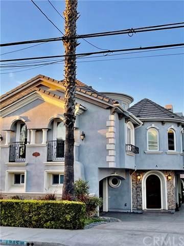 1905 Speyer Lane A, Redondo Beach, CA 90278 (#WS21040158) :: Bathurst Coastal Properties