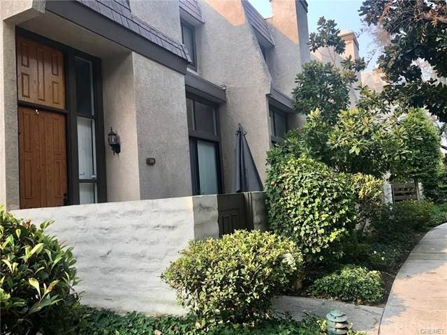 9000 Vanalden Avenue #158, Northridge, CA 91324 (#SR21040166) :: Power Real Estate Group