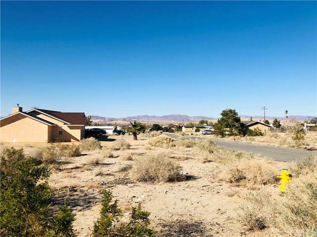 5 Foothill Drive, 29 Palms, CA 92277 (#JT21040096) :: Wendy Rich-Soto and Associates