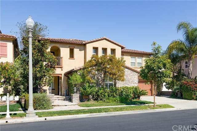 35 Antique Rose, Irvine, CA 92620 (#AR21039187) :: Jett Real Estate Group