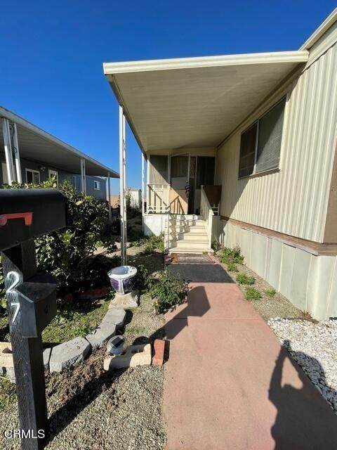 4388 Central Avenue #27, Camarillo, CA 93010 (#V1-4111) :: Rogers Realty Group/Berkshire Hathaway HomeServices California Properties