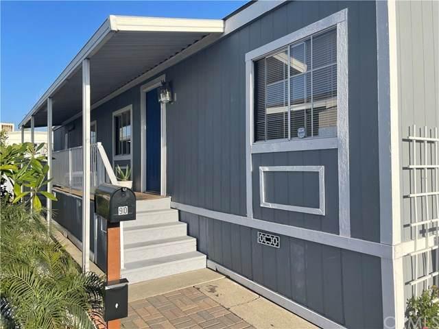 1045 N Azusa Avenue #90, Covina, CA 91722 (#RS21030813) :: American Real Estate List & Sell