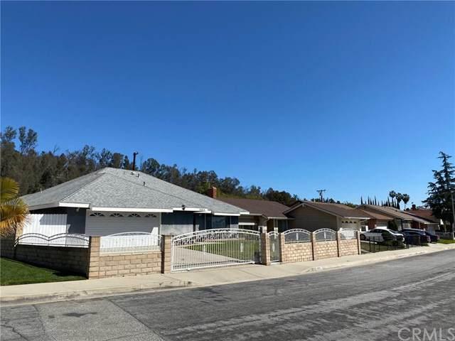 16815 Park Rock Drive, La Puente, CA 91744 (#TR21040251) :: BirdEye Loans, Inc.
