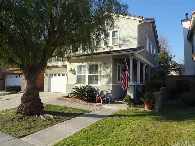 16408 Empire Lakes Court, Fontana, CA 92336 (#CV21033886) :: Mainstreet Realtors®