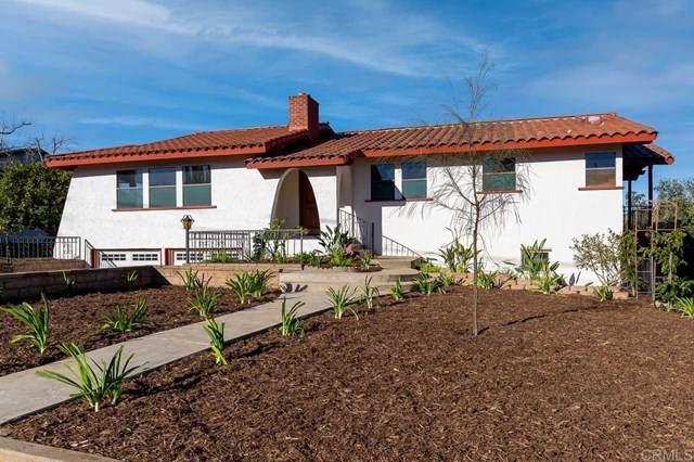 1143 Morro Rd, Fallbrook, CA 92028 (#NDP2102075) :: Millman Team