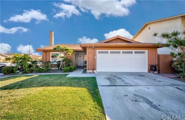 1046 Gian Drive, Torrance, CA 90502 (#SB21039782) :: Bathurst Coastal Properties