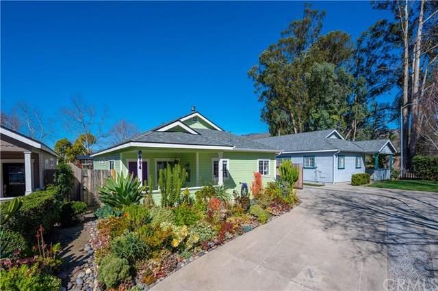 894 El Capitan Way, San Luis Obispo, CA 93401 (#PI21039061) :: RE/MAX Empire Properties