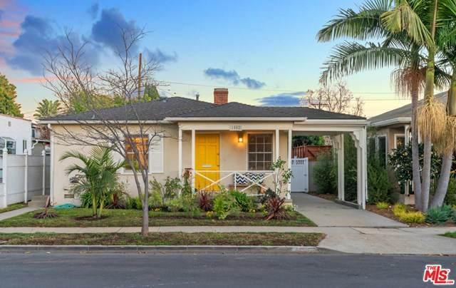 1002 Garfield Avenue, Venice, CA 90291 (#21683442) :: Bathurst Coastal Properties
