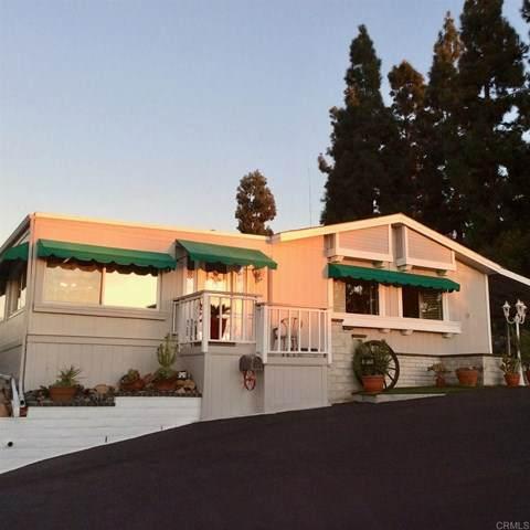 2130 Sunset Drive #71, Vista, CA 92081 (#NDP2102086) :: Veronica Encinas Team