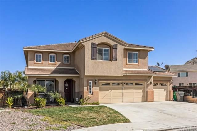 30146 Diamond Ridge Court, Menifee, CA 92585 (#SW21039560) :: RE/MAX Empire Properties