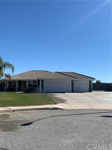 12385 Paradise Lane, Yucaipa, CA 92399 (#EV21038502) :: A|G Amaya Group Real Estate