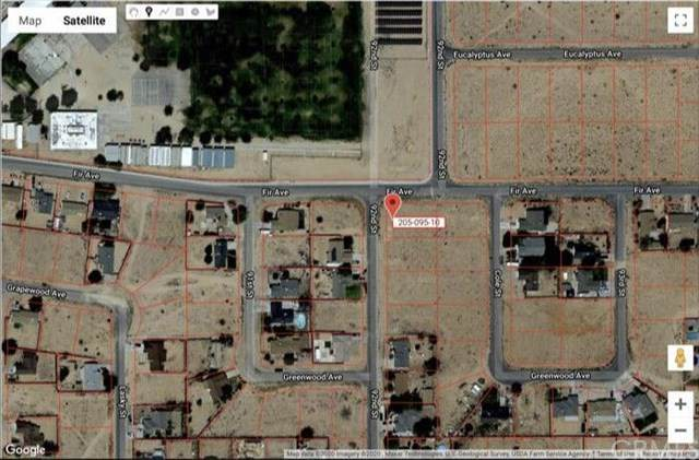 0 92nd, California City, CA 93505 (#PW21040489) :: EXIT Alliance Realty
