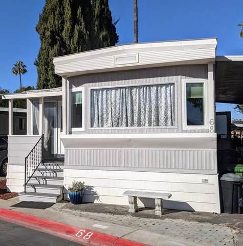 510 Saddlebrook Drive #68, San Jose, CA 95136 (#ML81831539) :: Better Living SoCal