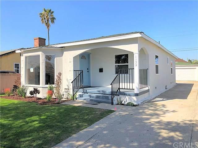 1139 E 104th Street, Los Angeles (City), CA 90002 (#SB21040501) :: EXIT Alliance Realty