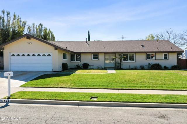 614 Weller Court, Simi Valley, CA 93065 (#221001007) :: Power Real Estate Group